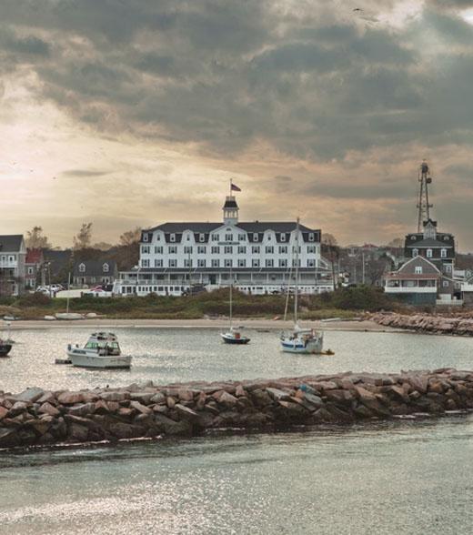 New England Charter Destinations Usher